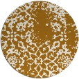 rug #1089908 | round faded rug