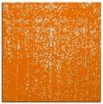 rug #1092130 | square orange natural rug