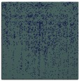 rug #1092170 | square blue-green faded rug