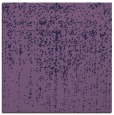 rug #1092230 | square purple abstract rug