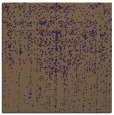 rug #1092374 | square mid-brown natural rug