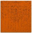 rug #1092406 | square red-orange faded rug