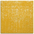 rug #1092446 | square yellow faded rug