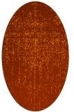 rug #1092501   oval abstract rug