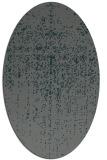 rug #1092631 | oval graphic rug