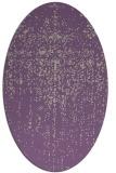 rug #1092682   oval beige graphic rug