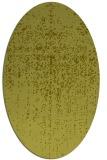 rug #1092834 | oval light-green faded rug