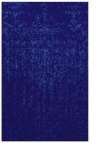 rug #1092970 |  blue-violet faded rug