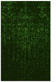 rug #1093150    light-green faded rug