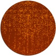 rug #1093237 | round faded rug