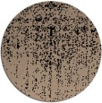 rug #1093246 | round abstract rug
