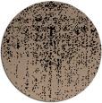 rug #1093246 | round beige natural rug
