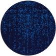 rug #1093266 | round blue faded rug