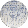 rug #1093282   round blue abstract rug