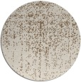 rug #1093390 | round beige natural rug