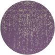 rug #1093418   round beige abstract rug