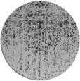 rug #1093450   round orange faded rug