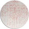 rug #1093466   round white natural rug