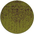rug #1093474 | round purple faded rug