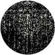 rug #1093522 | round white faded rug