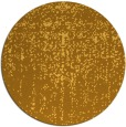 rug #1093562 | round yellow popular rug