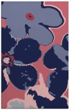 rug #109381 |  blue-violet natural rug
