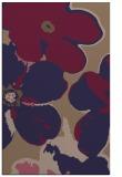 rug #109397 |  blue-violet natural rug