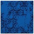 rug #1094002   square blue rug