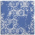 rug #1094018 | square blue faded rug