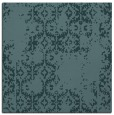 rug #1094046 | square blue-green rug