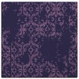 rug #1094070 | square purple traditional rug