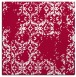 rug #1094090 | square red popular rug