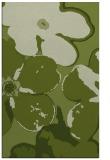 rug #109413 |  green rug