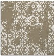 rug #1094130 | square mid-brown traditional rug