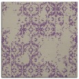 rug #1094154 | square purple faded rug