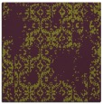 rug #1094210 | square purple faded rug