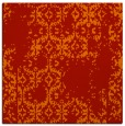 rug #1094226 | square red traditional rug