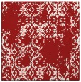 rug #1094230 | square red traditional rug