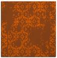 rug #1094246 | square red-orange popular rug