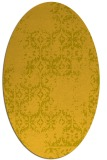 rug #1094657 | oval traditional rug