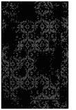 rug #1094714 |  black faded rug