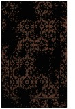 rug #1094722 |  black faded rug