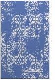 rug #1094754 |  blue traditional rug