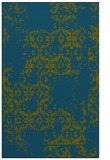 rug #1094786 |  green damask rug