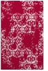 rug #1094826 |  red traditional rug