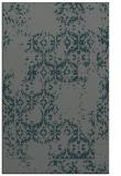 rug #1094838 |  blue-green faded rug