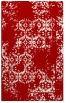 rug #1094958 |  red traditional rug