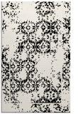 rug #1094994 |  black faded rug