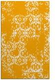 rug #1095058 |  light-orange traditional rug