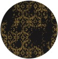 rug #1095094 | round mid-brown popular rug